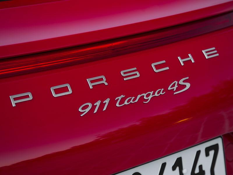 Contacto: Porsche 911 Targa,