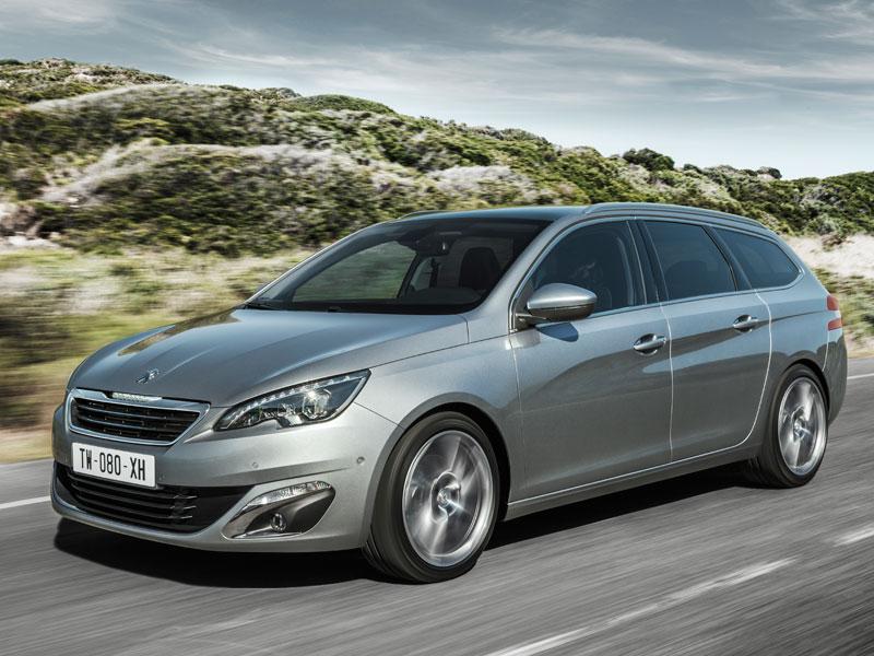 Contacto: Peugeot 308 SW 2.0 BlueHDI 150 CV