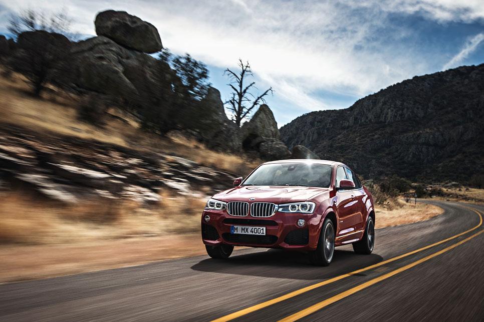 BMW X4 y BMW X3, precios para España