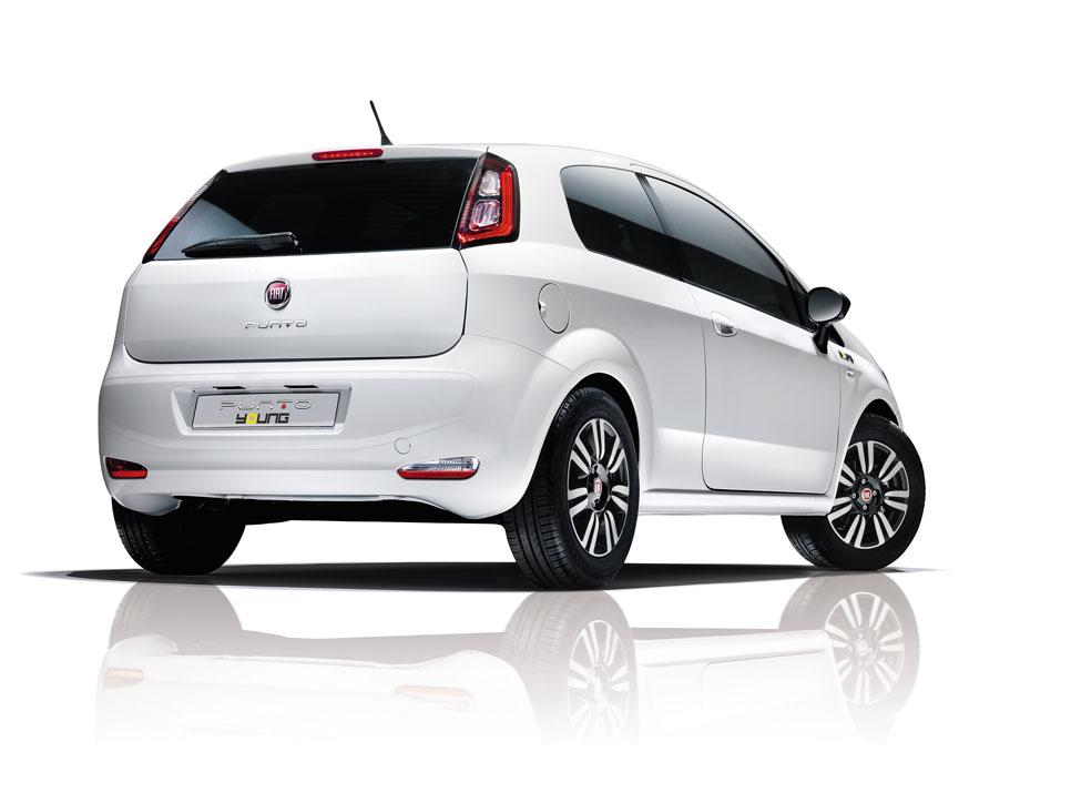Fiat Punto Young, para los más jóvenes desde 6.900 euros