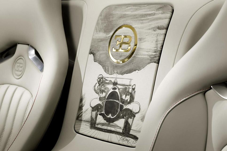 Bugatti Veyron Grand Sport Black Bess