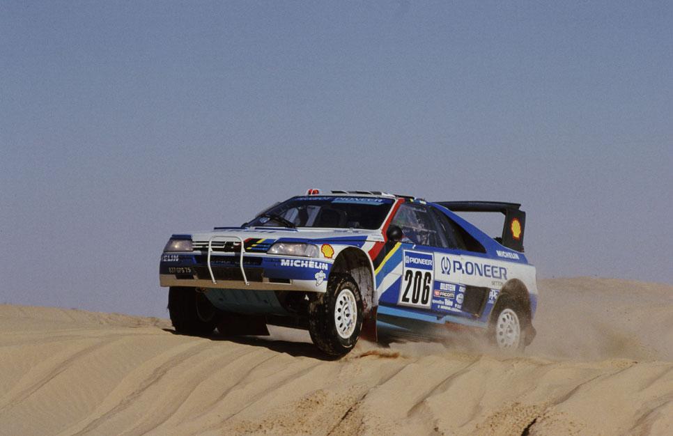 Rallyes TT: Peugeot 2008 DKR