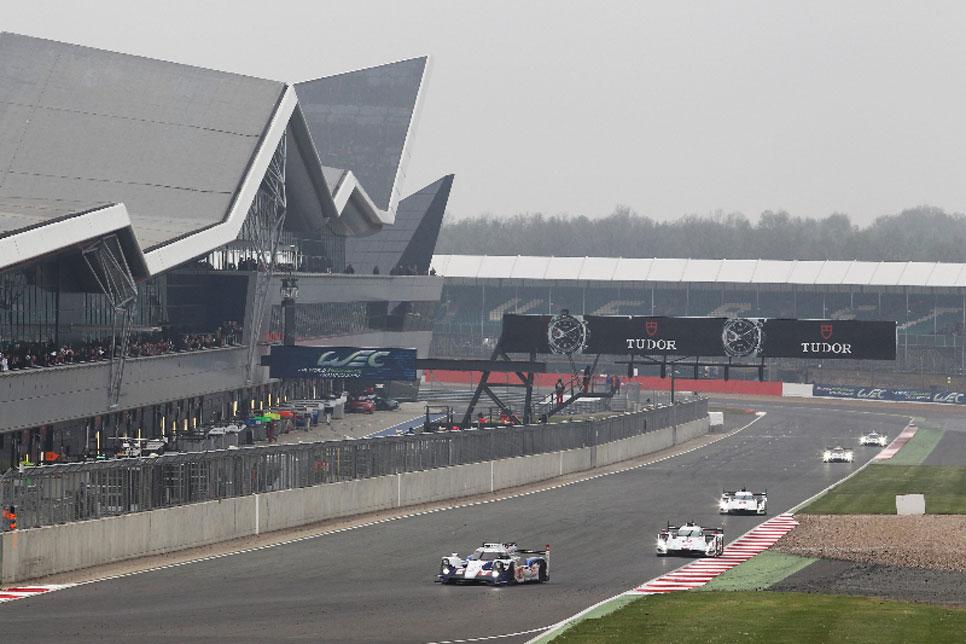 WEC 2014 - 6 Horas de Silverstone