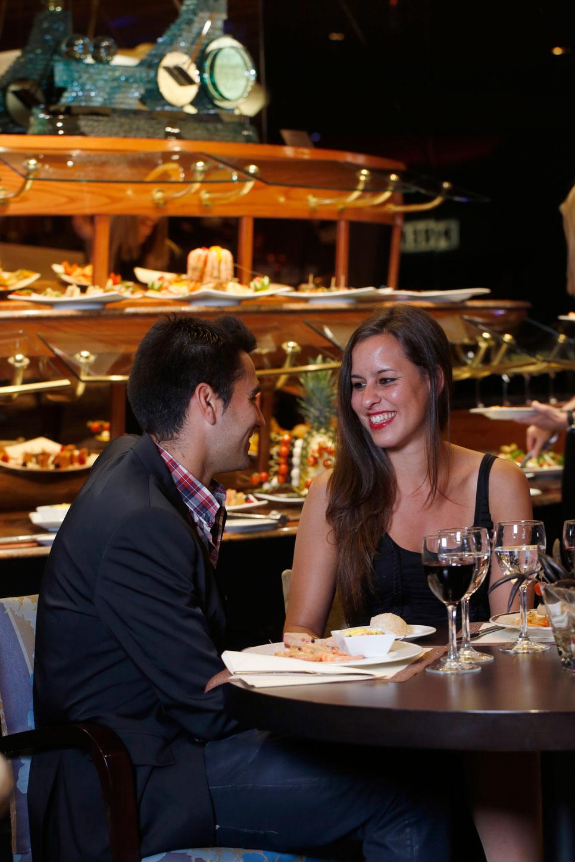 Concurso Plan en Las Vegas: gana una cena para dos personas en el Casino Gran Madrid
