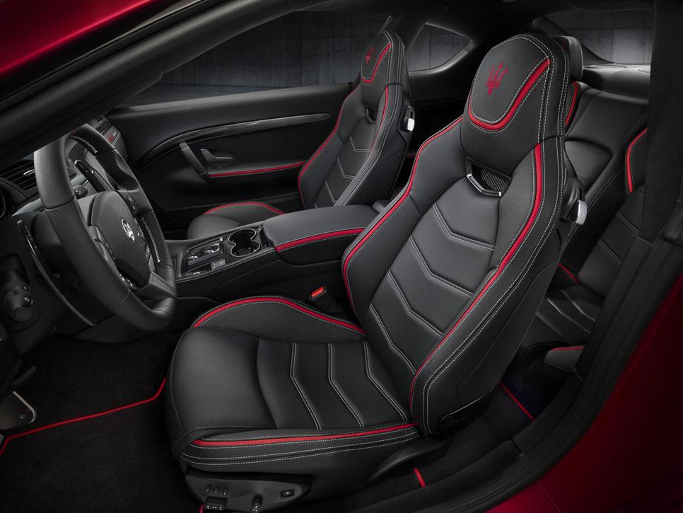 Maserati GranTurismo/GranCabrio MC Stradale Centennial Edition
