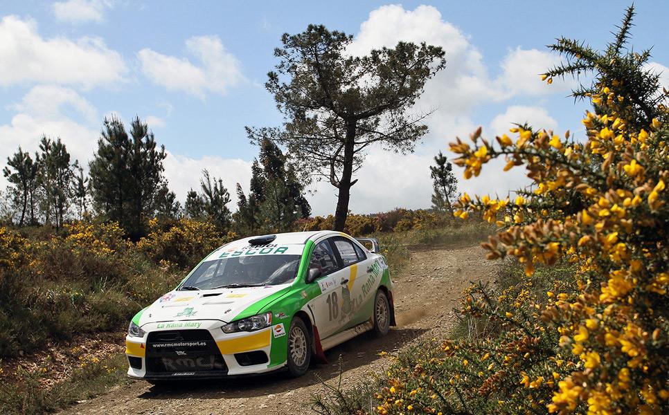 Rallye de Tierra de Curtis