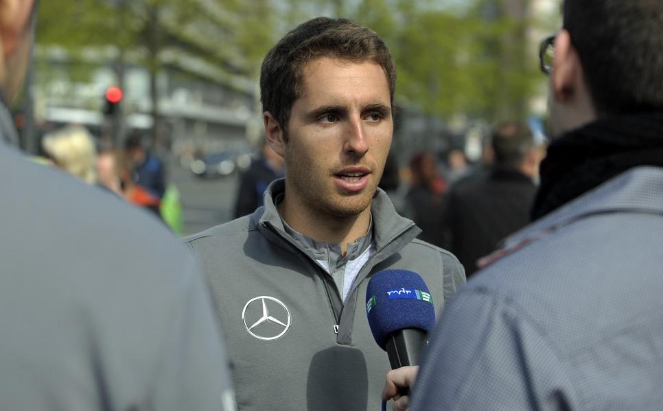 Entrevista Daniel Juncadella