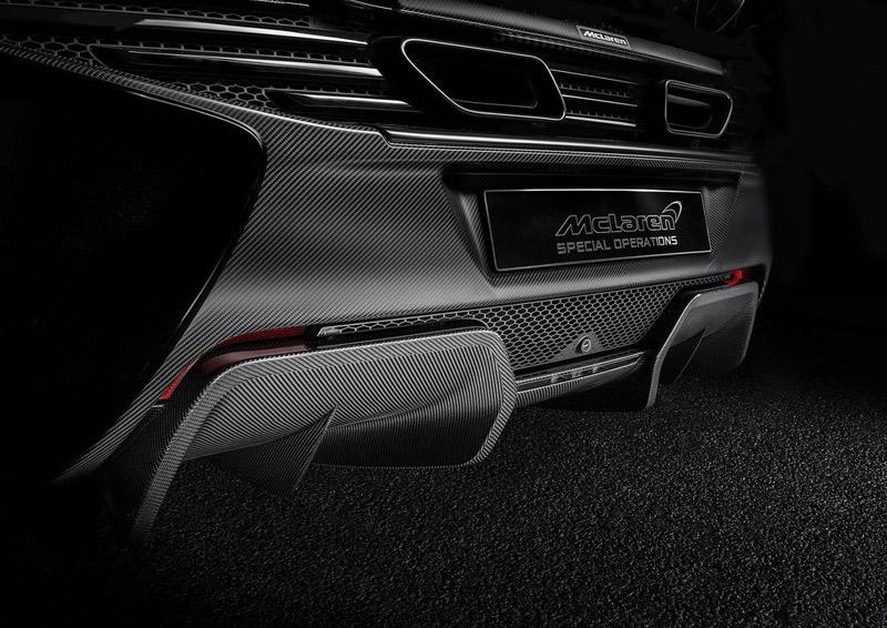 McLaren 650S MSO Concept