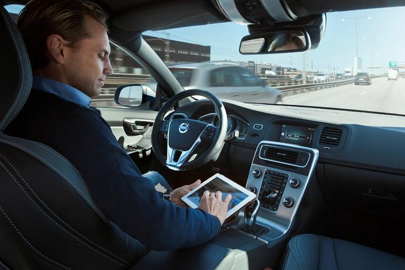 Volvo Autopilot Drive Me, los Volvo que conducen solos