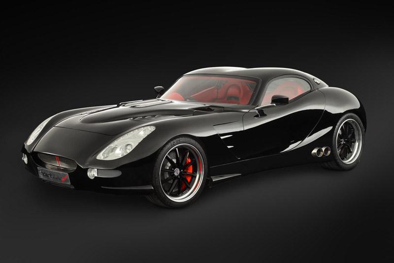 Trident Iceni, el deportivo Diesel más rápido del mundo
