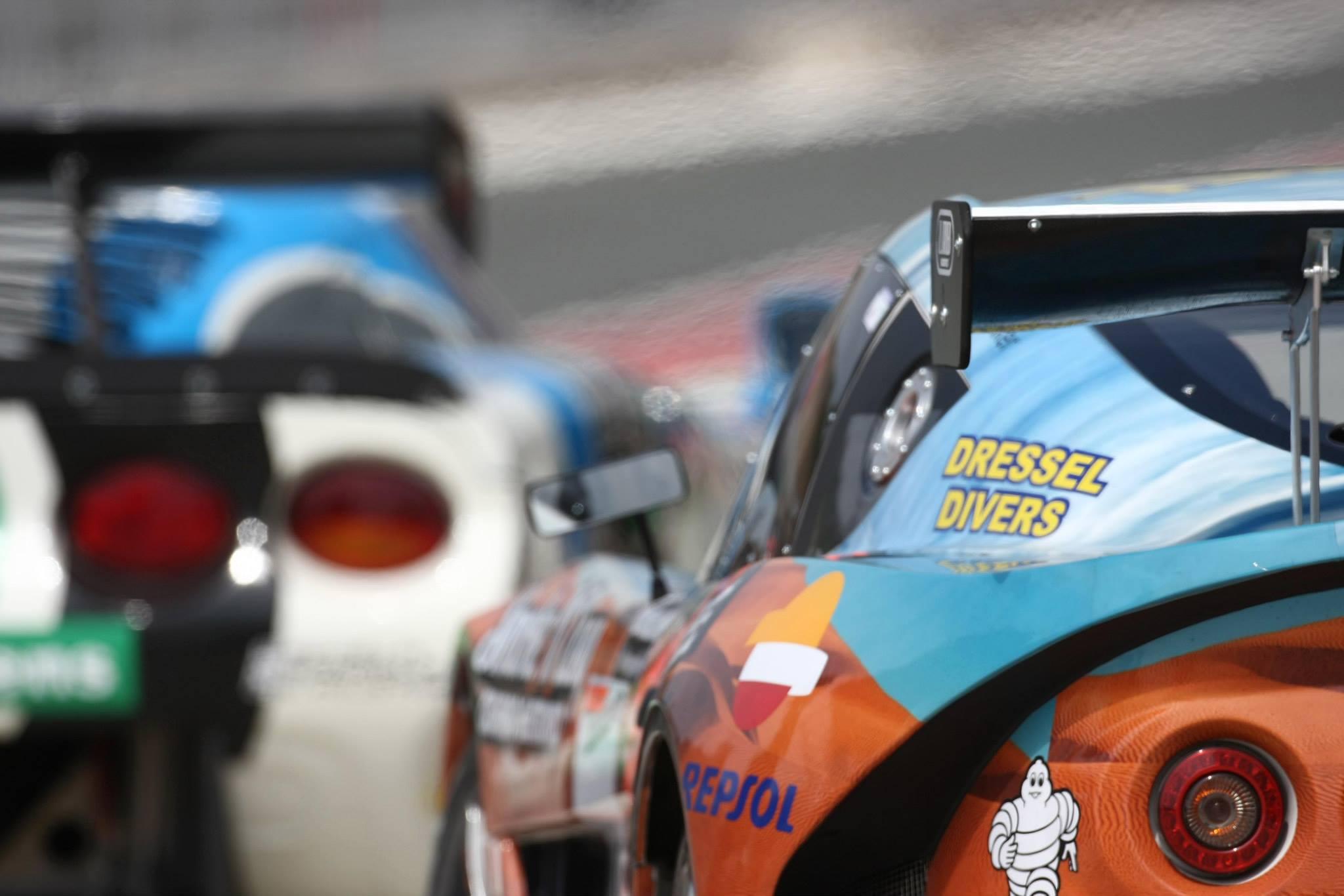 Campeonato de España de GT-Navarra