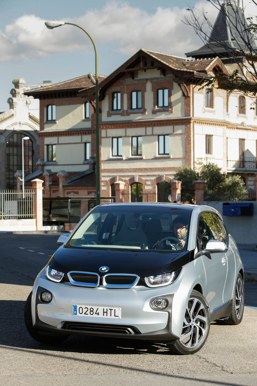 BMW i3, dragster eléctrico