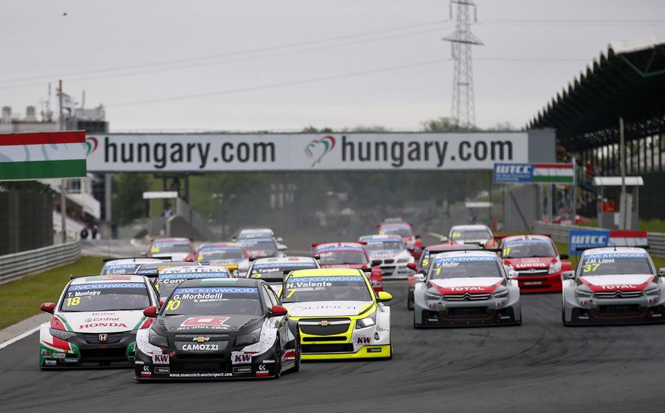 WTCC 2014-Hungria