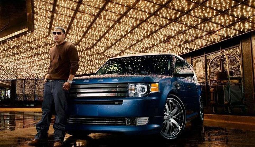 Los mejores coches de los raperos