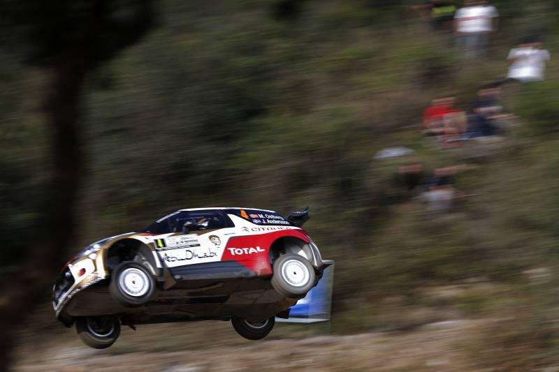 WRC Rallye de Argentina 2014 - viernes