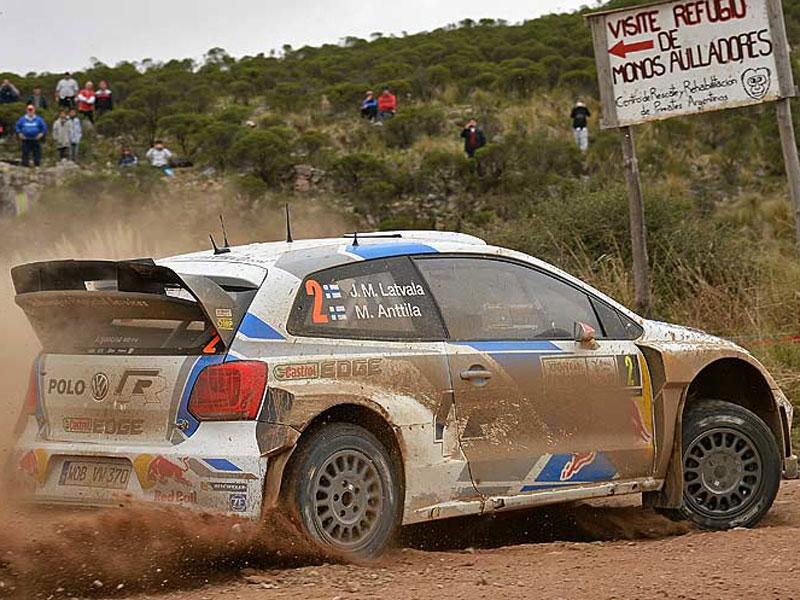 WRC Rallye de Argentina 2014 - sábado