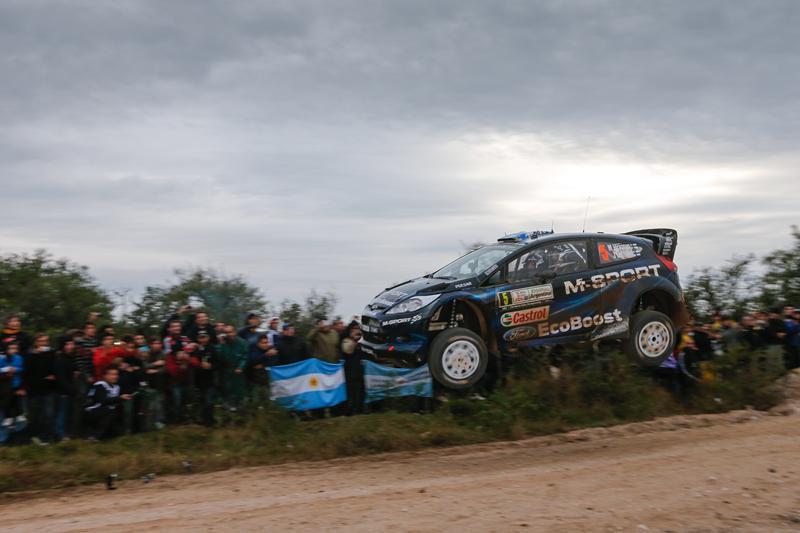 WRC Rallye de Argentina 2014 - final