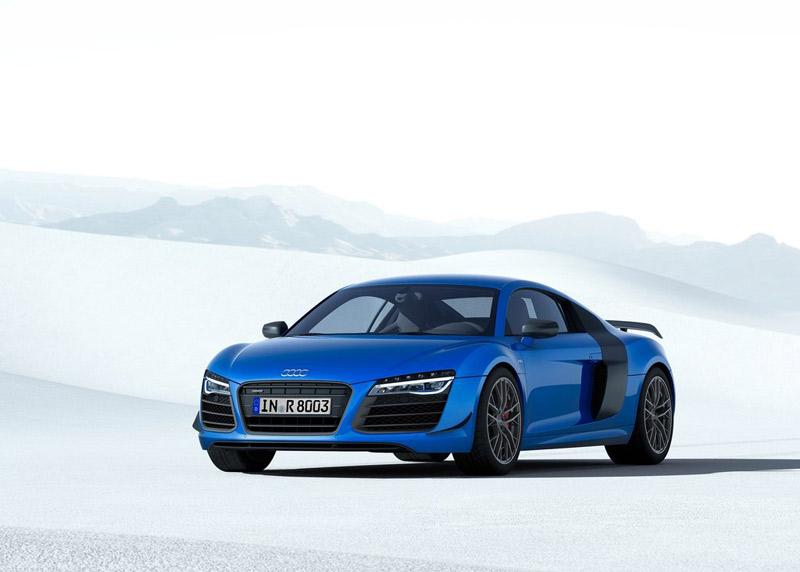 Audi R8 LMX, 570 CV a 250.000 euros.
