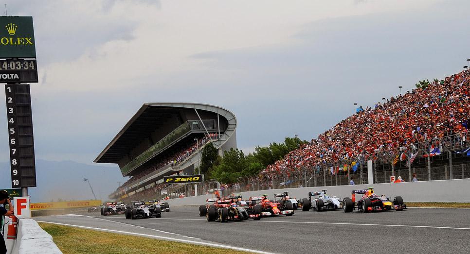 GP España 2014: la carrera