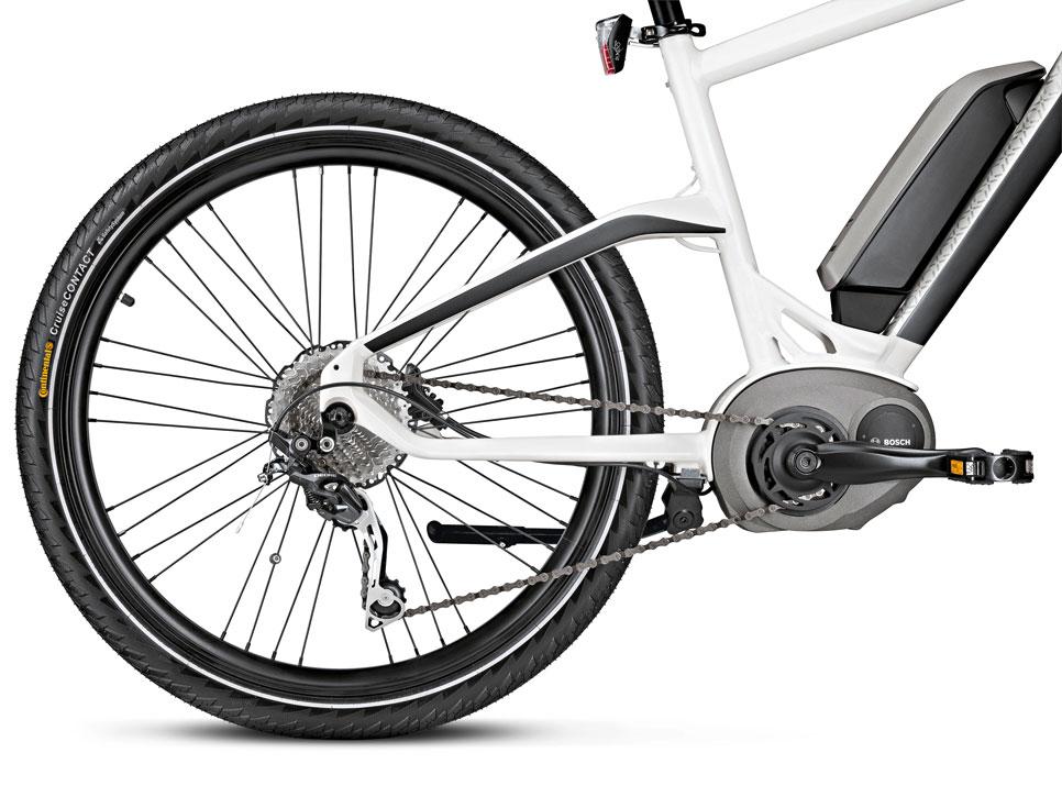 BMW Cruise e-Bike, la bici eléctrica de 100 km de autonomía