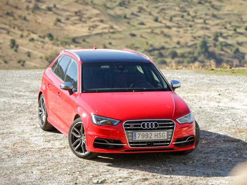 Prueba: Audi S3 Sportback S Tronic