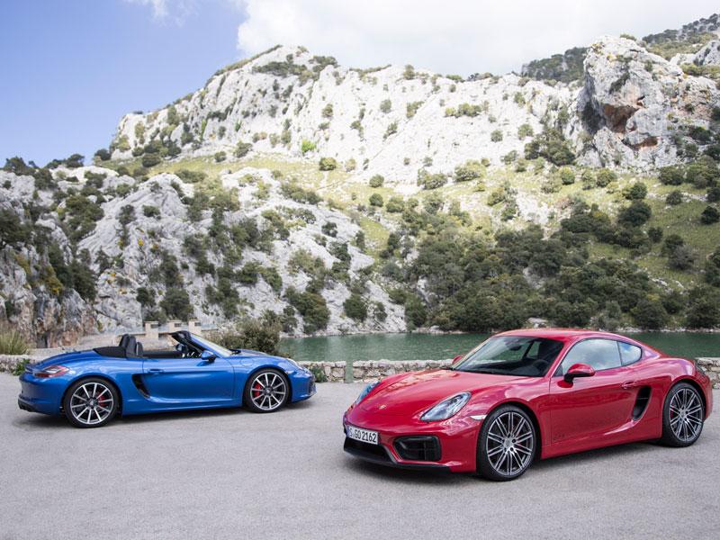 Contacto: Porsche Boxster/Cayman GTS
