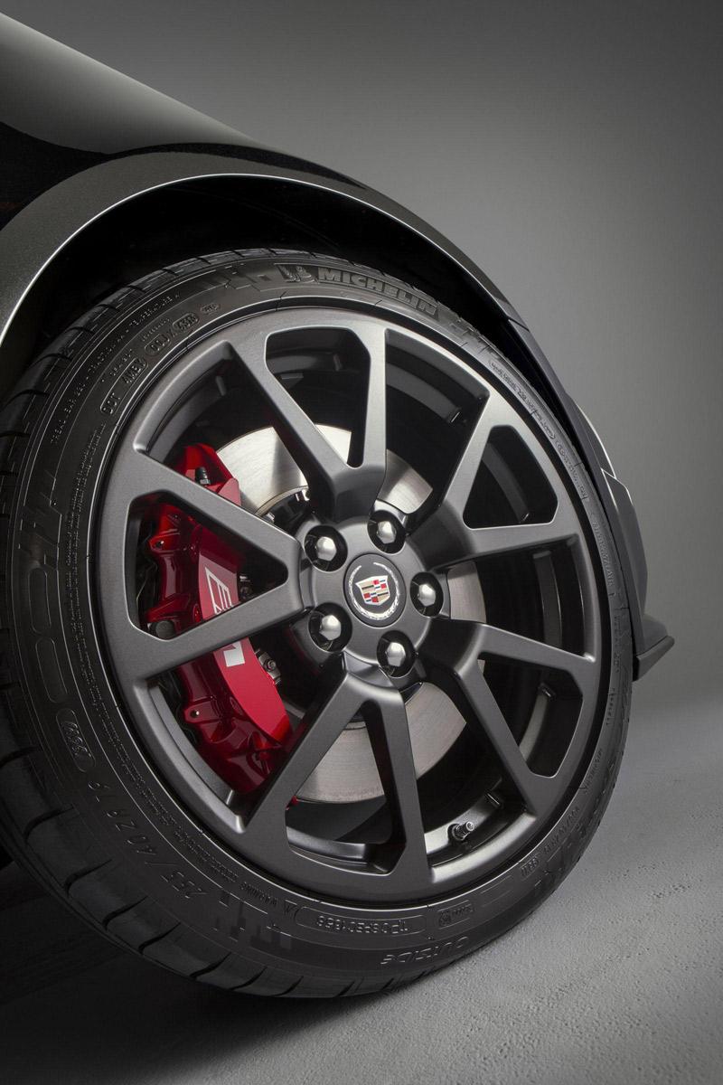 Cadillac CTS-V Coupé 2015