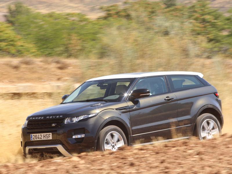 Comparativa: Range Rover Evoque 2.2 TD4 vs Volkswagen Golf 2.0 TSI GTI