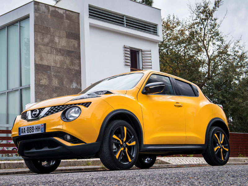 Contacto: Nissan Juke, más personalización para el SUV urbano