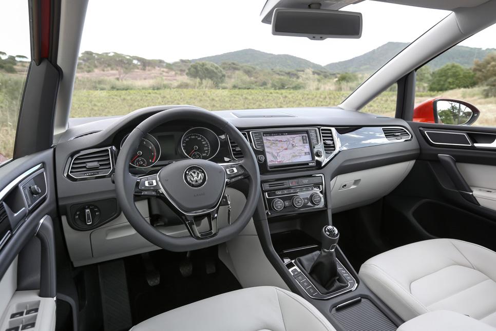 Contacto: VW Golf Sportsvan 2.0 TDI 150 CV