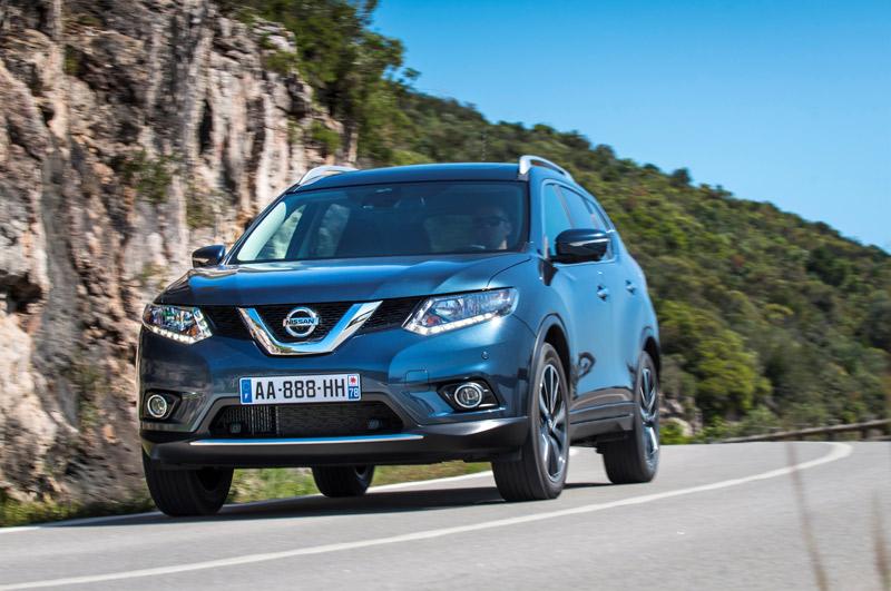Prueba del Nissan X-Trail 2014