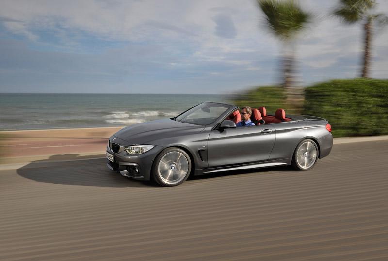 BMW Serie 4, novedades para el verano 2014