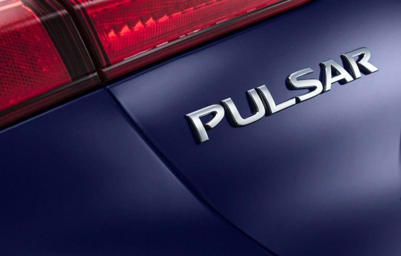 Nissan Pulsar, primeras fotos oficiales