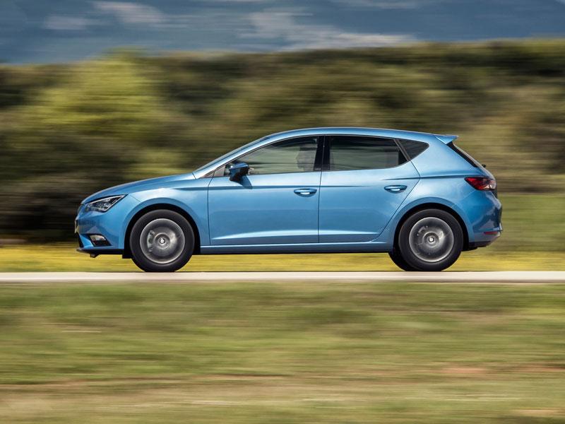 Contacto: Seat León Ecomotive, el ahorrador