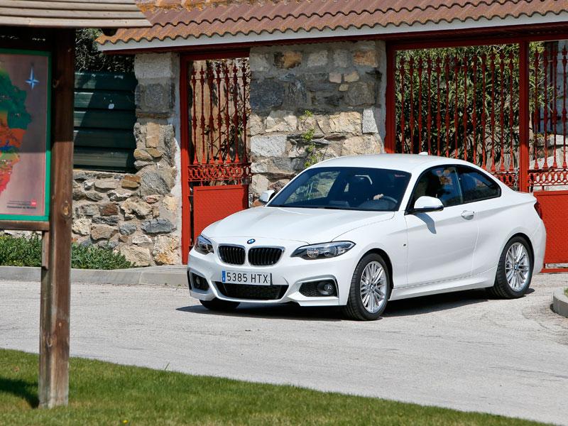 Prueba: BMW 220i, pasión pura