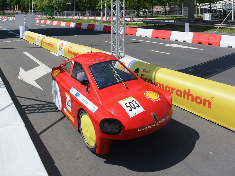 Shell Eco-Marathon 2014