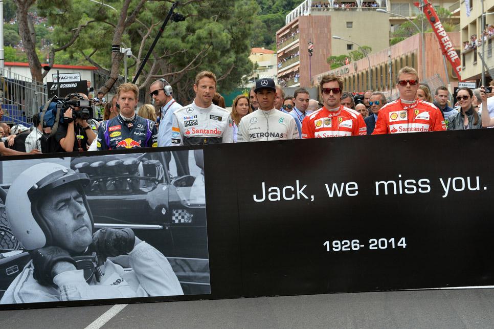 GP Mónaco 2014: la carrera