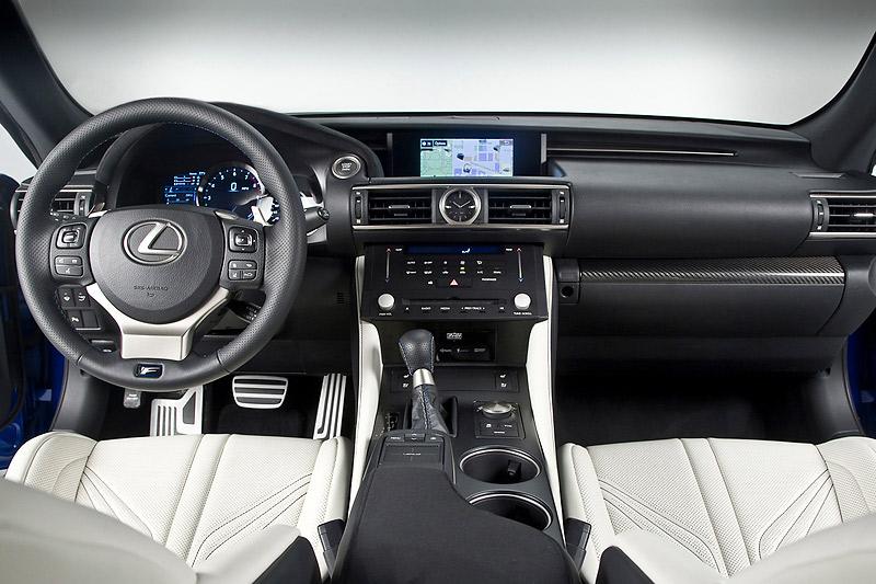 Lexus RC F, precio para España