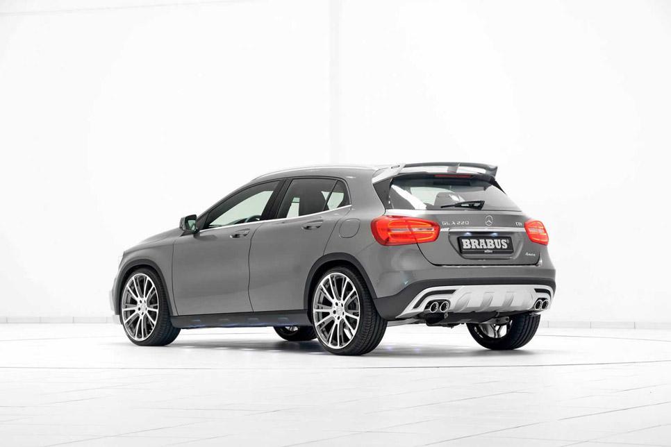 Brabus Mercedes GLA