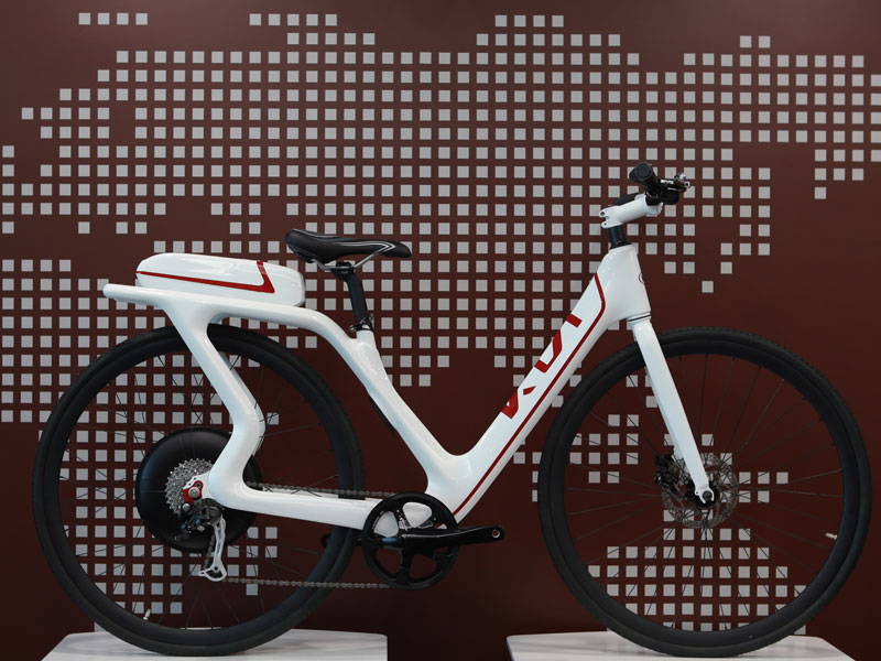 Kia Electric Bicycle