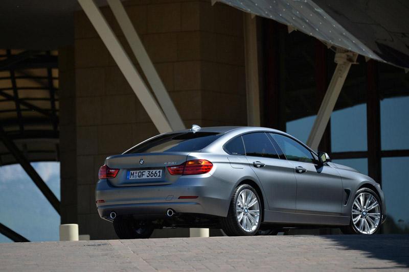 BMW Serie 4 Gran Coupé Individual