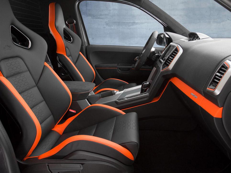 Volkswagen Amarok Power Pickup Concept