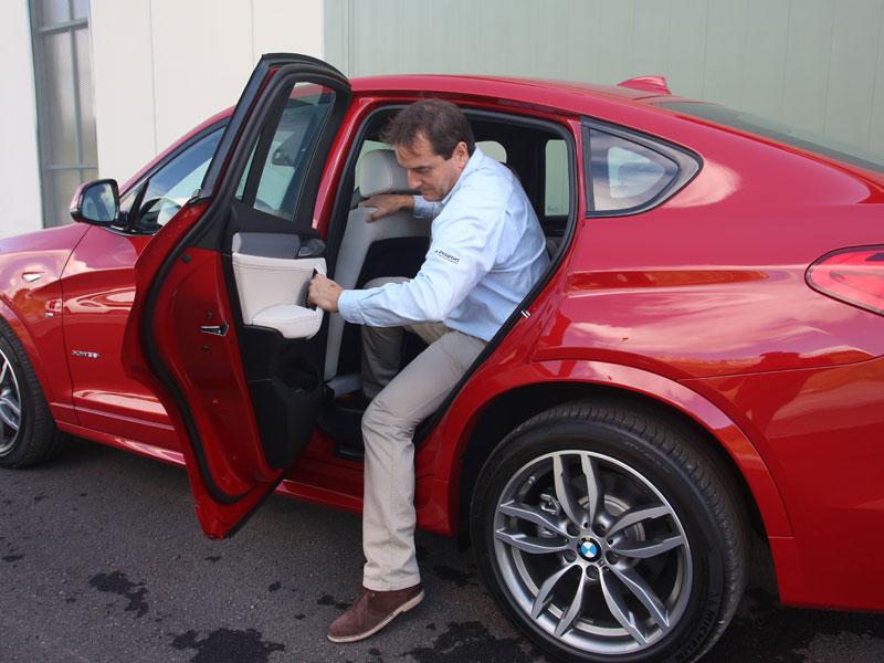"""Contacto: BMW X4 xDrive 35i, el """"X3"""" más deportivo"""