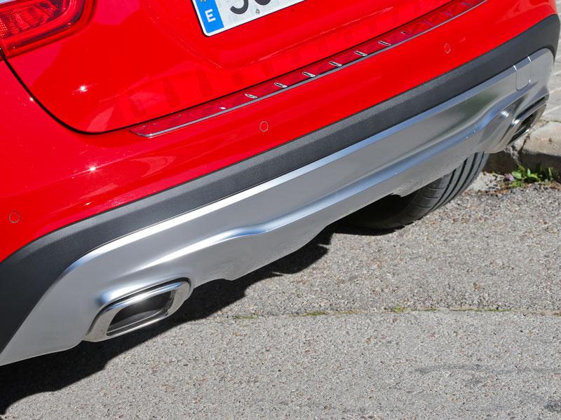 Prueba: Mercedes GLA 200CDI 7G-DCT, olvida lo convencional