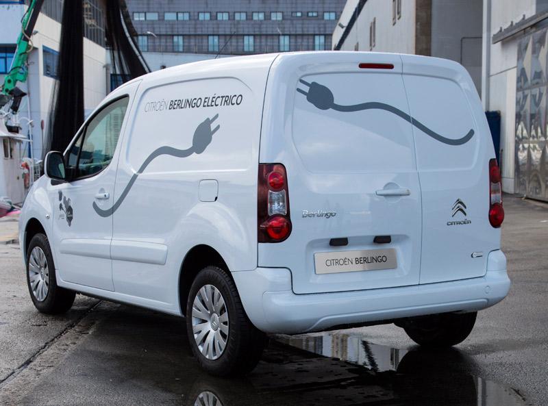 Prueba del Citroën Berlingo Eléctrico