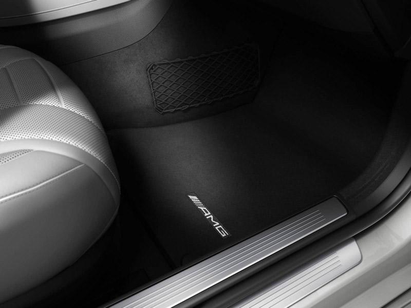 Mercedes Clase S Coupé AMG Line Kit
