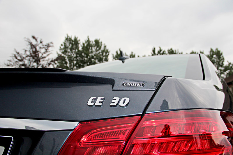 Mercedes Clase E 2014 por Carlsson