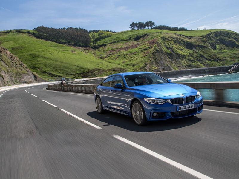 Contacto: BMW Serie 4 Gran Coupé