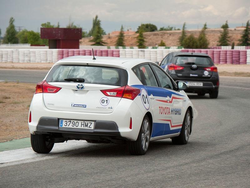 24 Horas Híbridas de Toyota, equilibrio entre velocidad y consumo