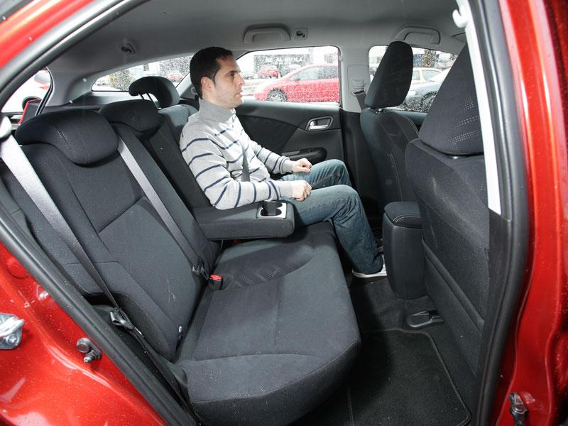 Prueba: Honda Civic Tourer 1.6 i-DTEC, cabe todo